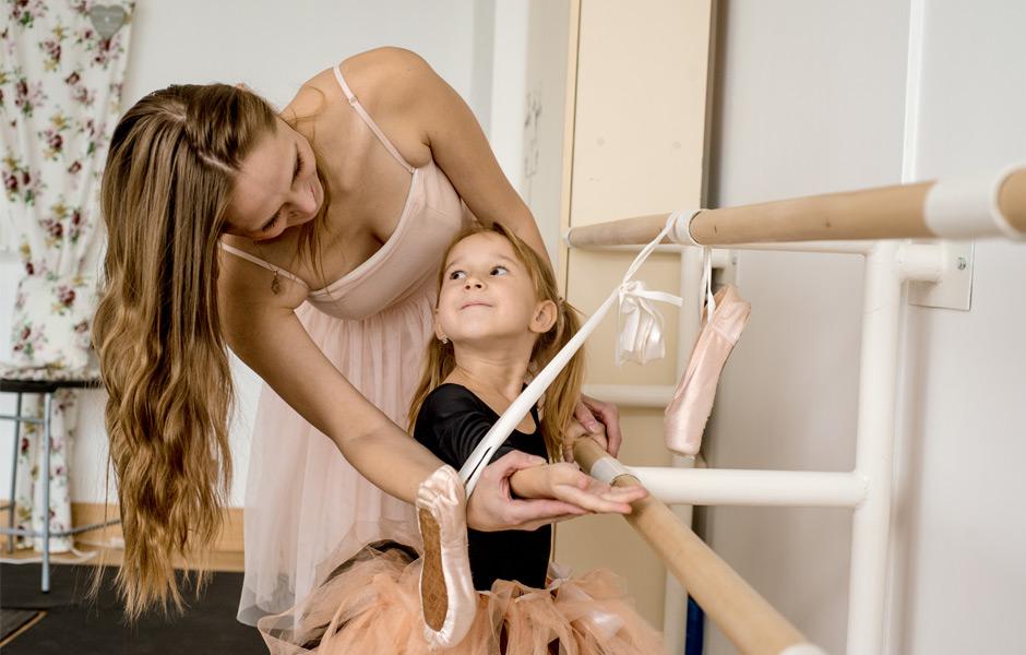 Mummy & Me Dance Class