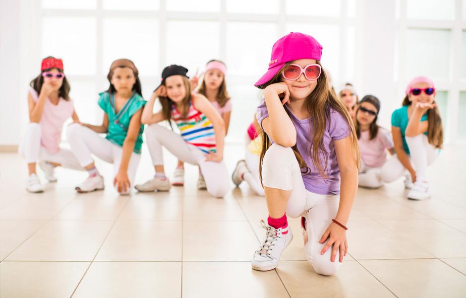 Street Dancing Class