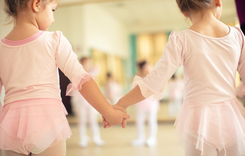Tiny Tots Dancing Class